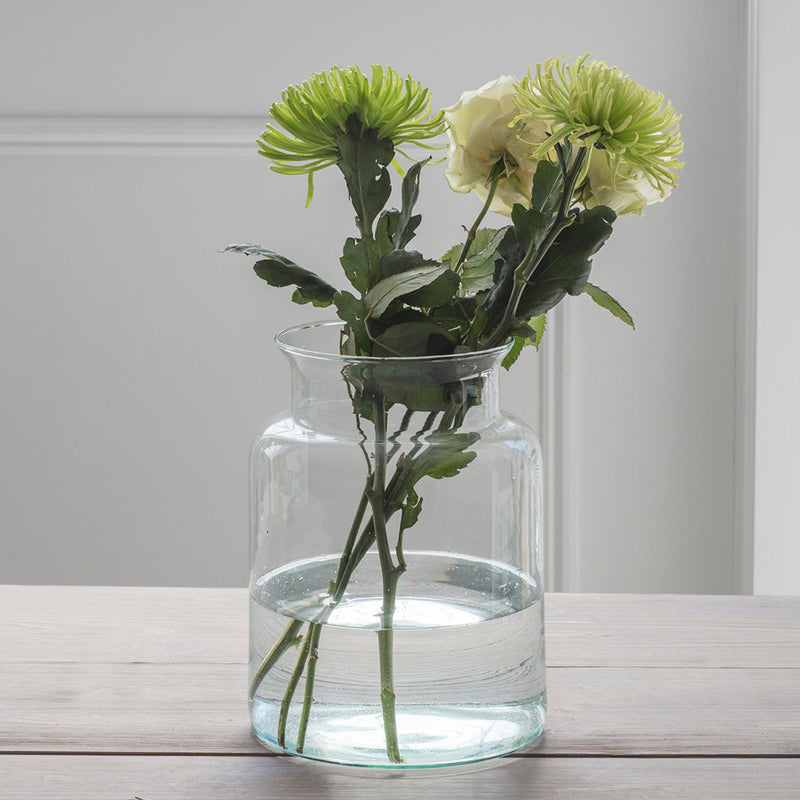 Classic Clear Vase