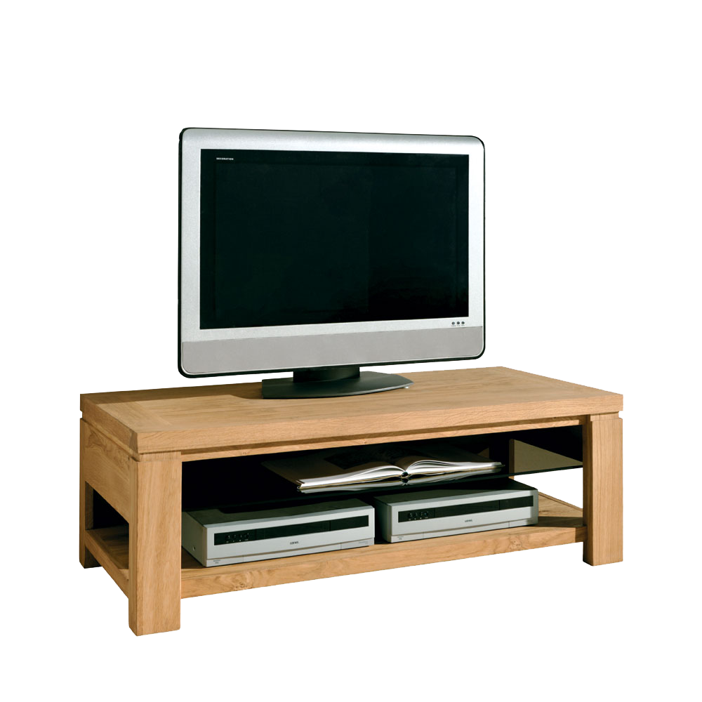 EOS Oak TV Cabinet