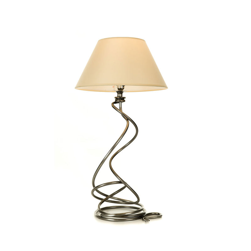 Forged Tangle Lamp