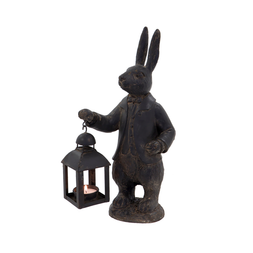 Hare Tealight Holder