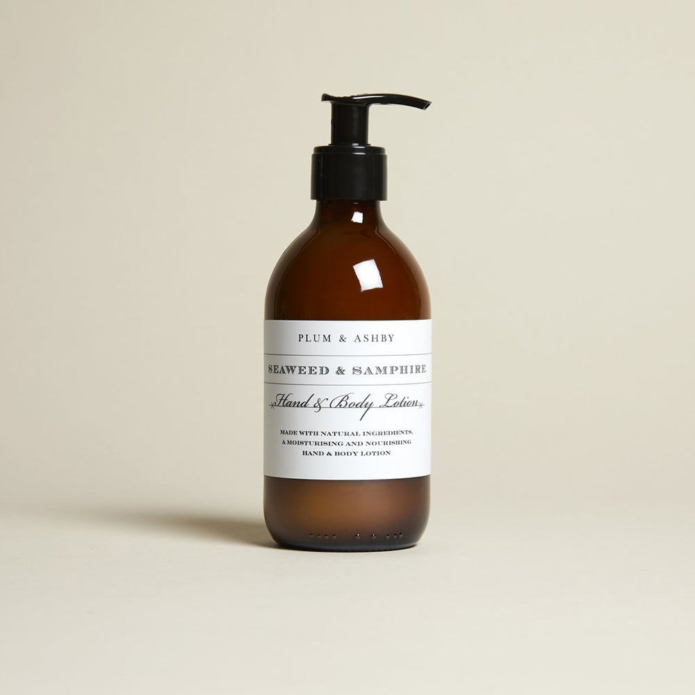 Seaweed and Samphire Hand & Body Lotion