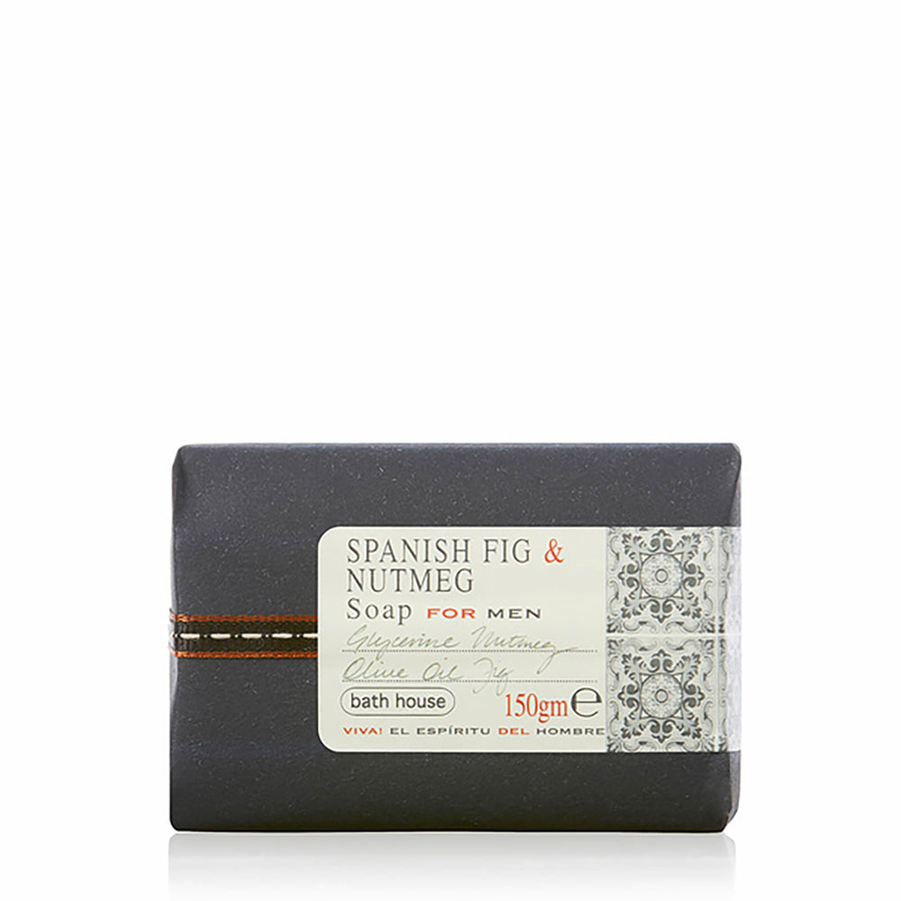 Spanish Fig and Nutmeg Wash Bar