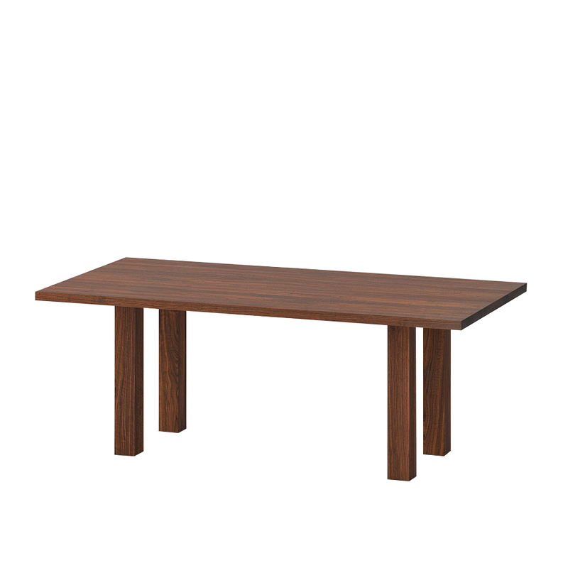 Mallard Walnut Dining Table