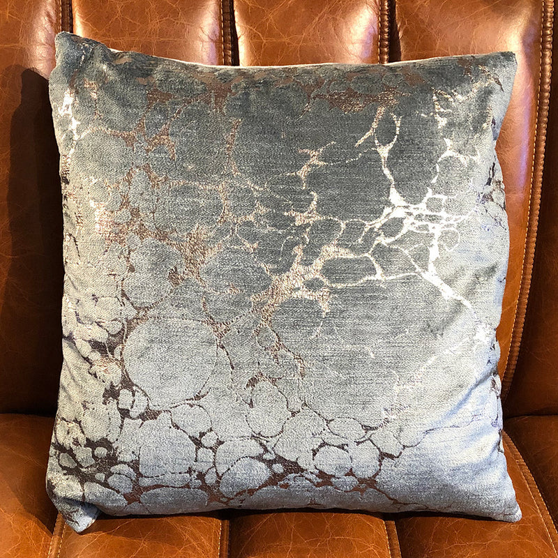 Marble Chenille Cushion