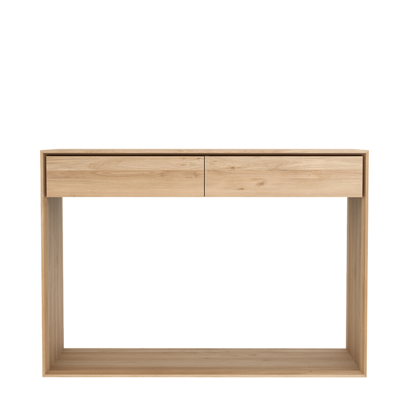 Manhattan Oak TV Cabinet