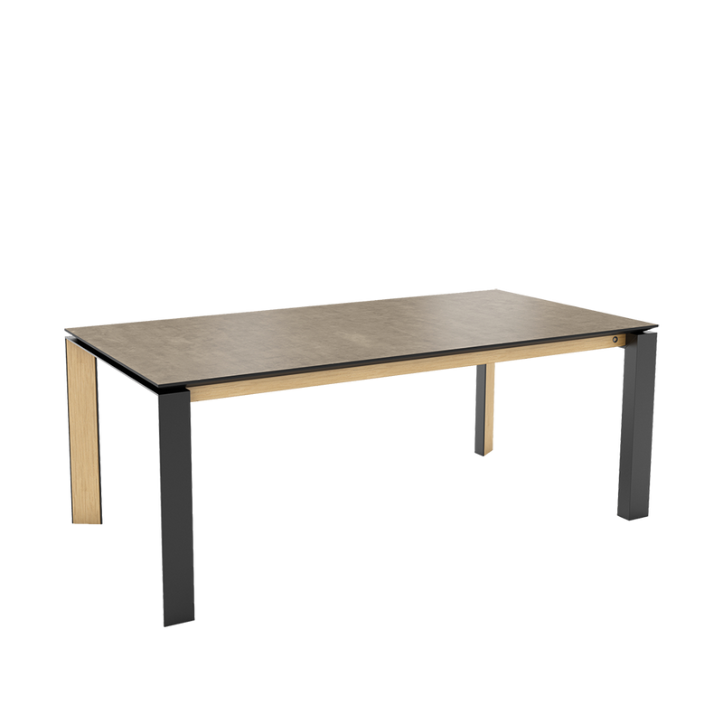 Elements Oak Oval Dining Table
