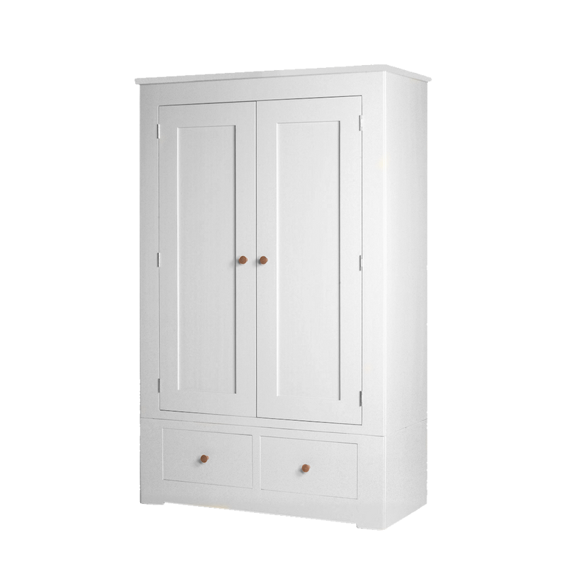 Provence Painted Wardrobe over Drawer