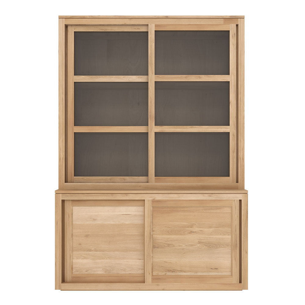 Purity Oak Dresser
