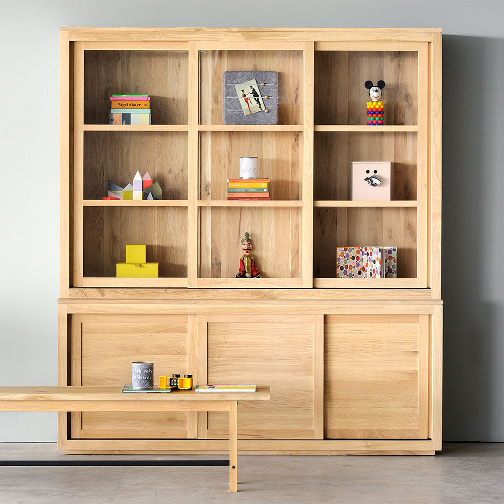Oak Purity Sideboard