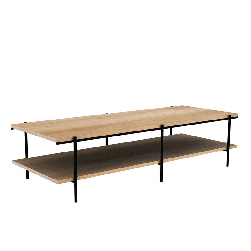 Riva Oak Coffee Table
