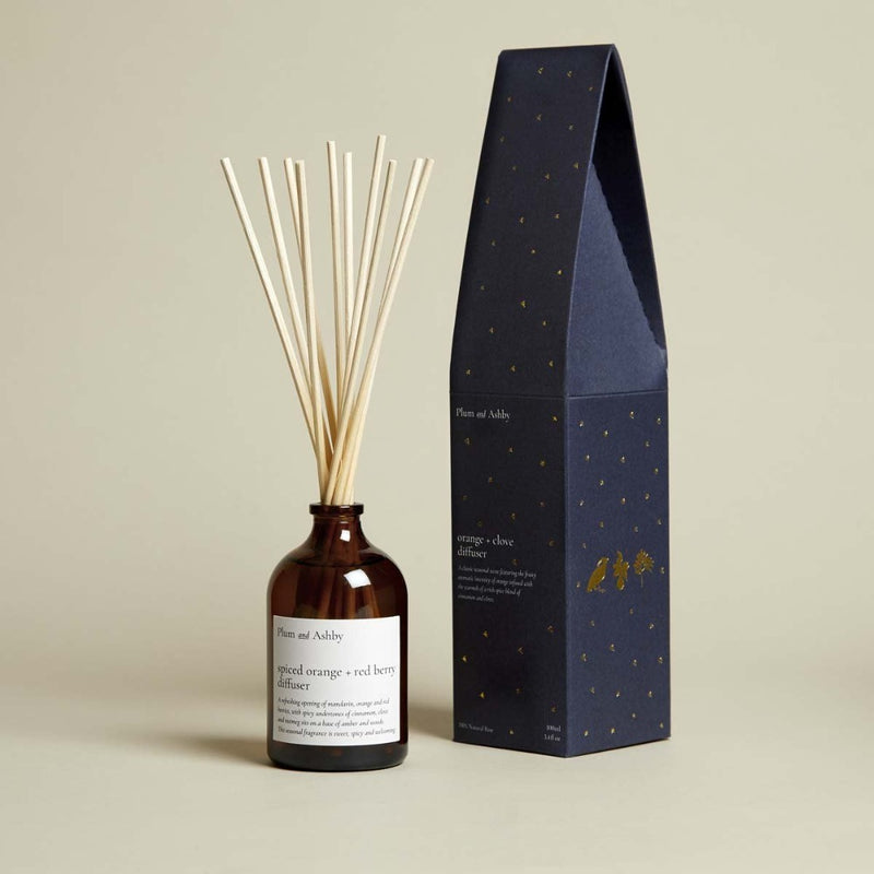 Spiced Orange & Red Berries Diffuser