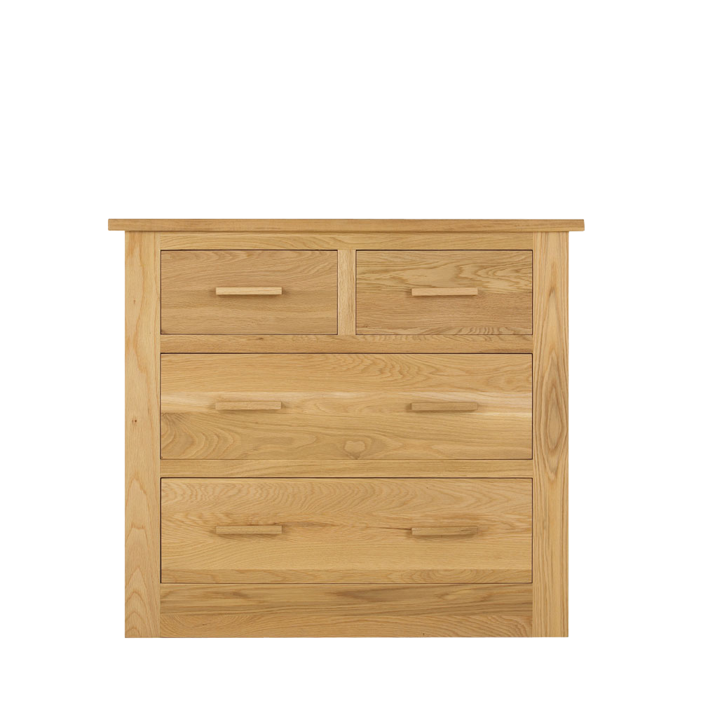 Studio Oak Chest of Drawers