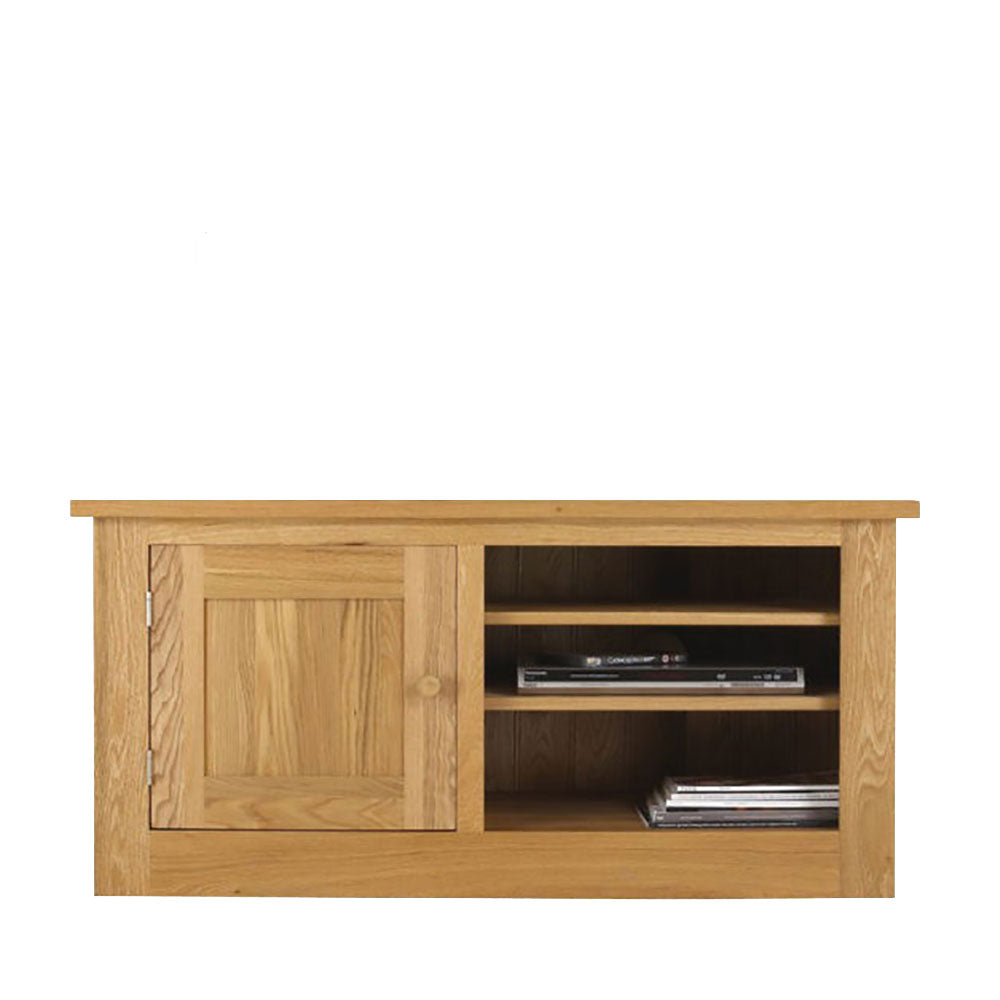 Studio Oak Large 1 Door TV Unit