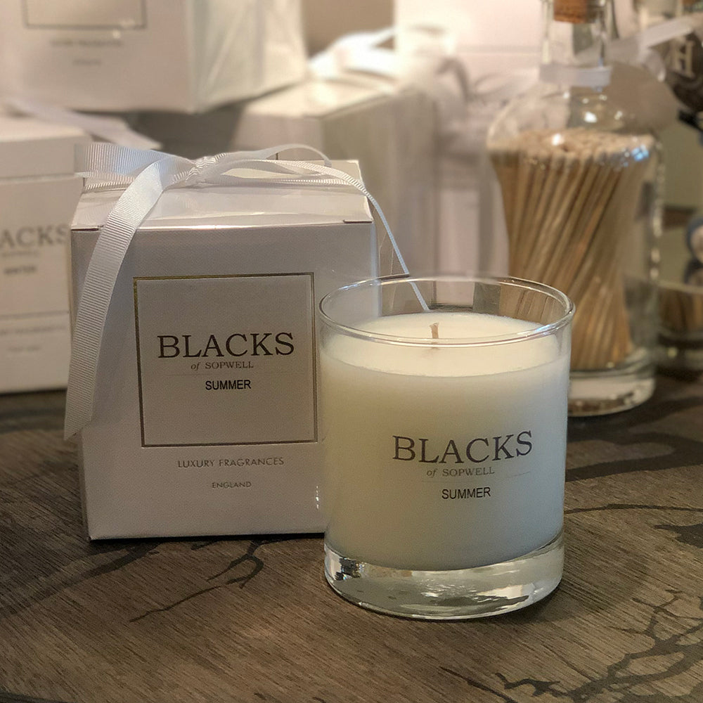 Blacks Summer Candle