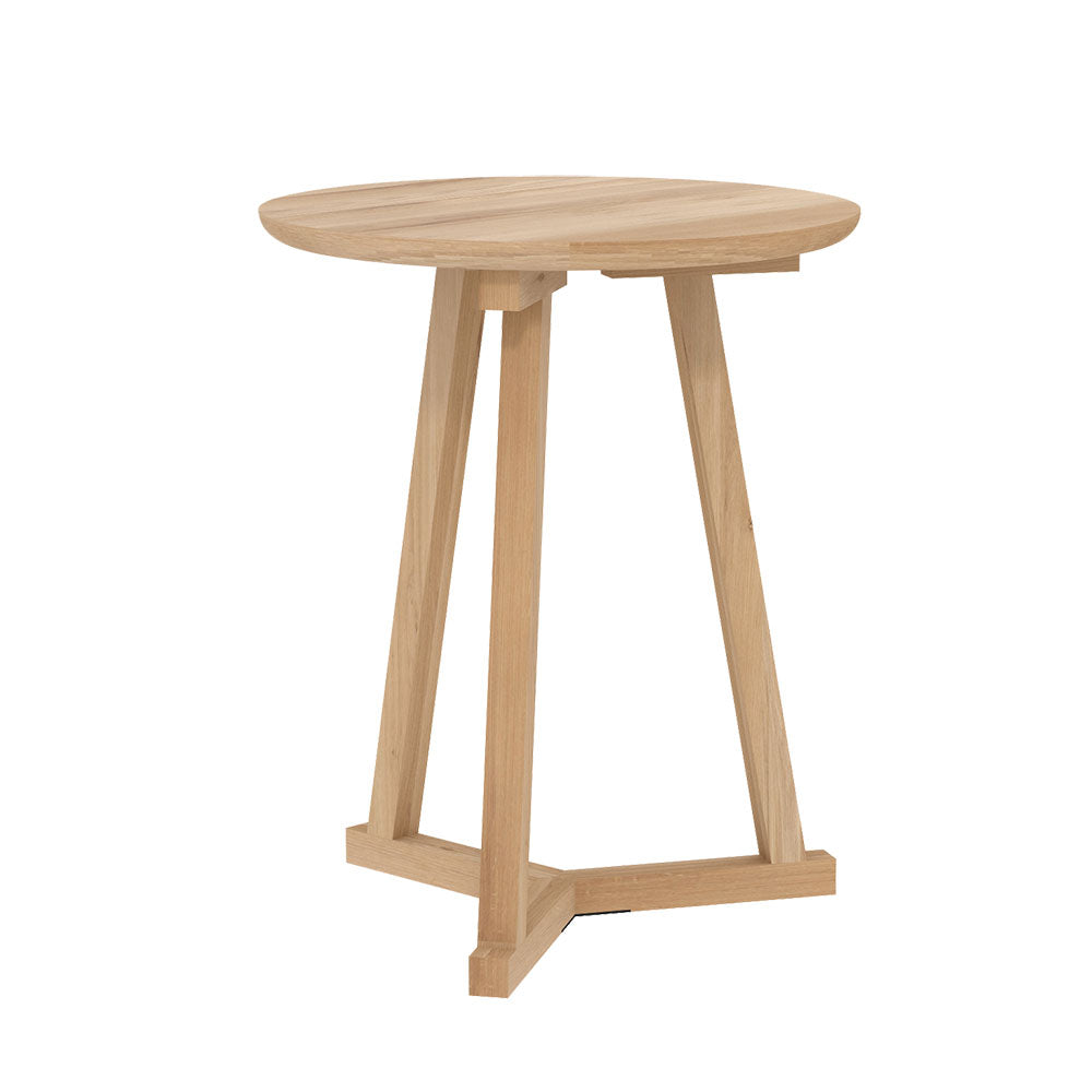 Oak Trinity Side Table