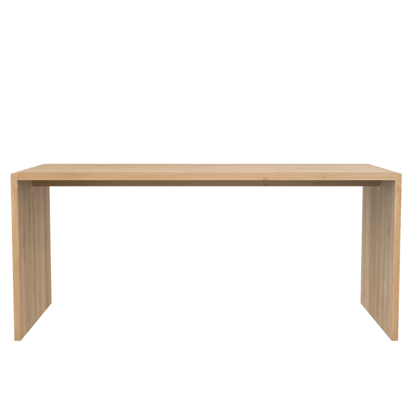 Oak Oscar Desk