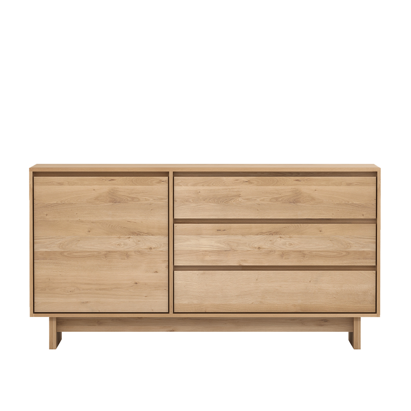 W1 Oak Sideboard