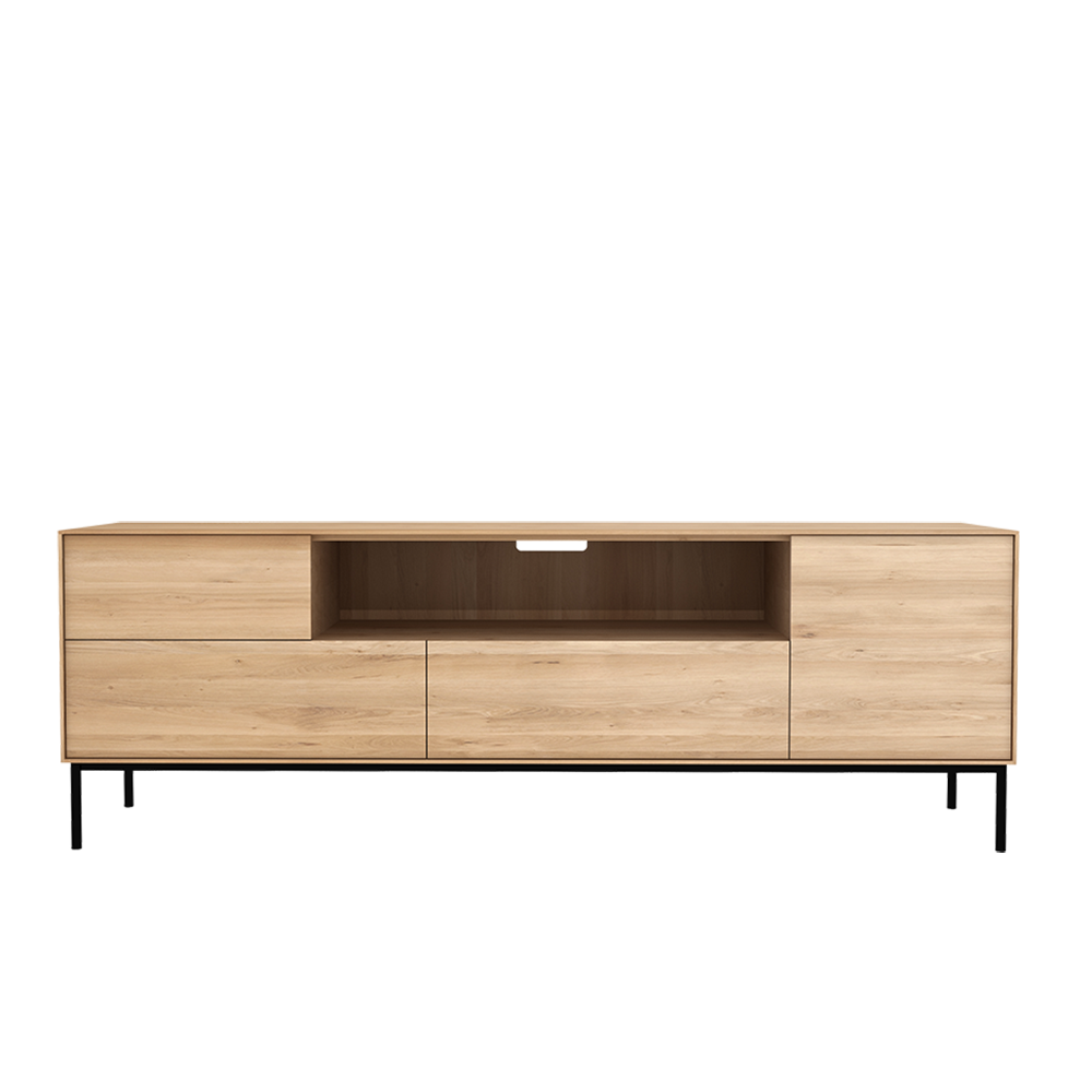 WB Oak TV Cabinet