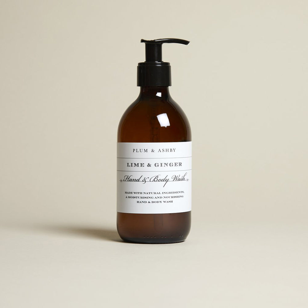 Lime and Ginger Hand & Body Wash