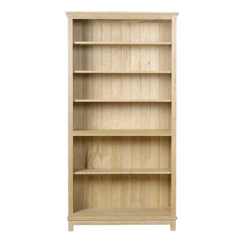 Winchester Oak Bookcase