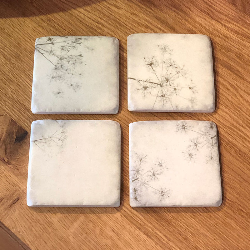 Gypsophila Coasters