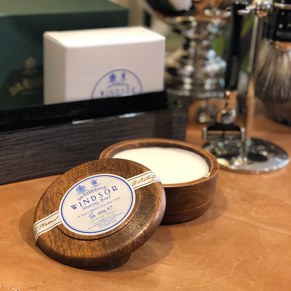 Windsor Shave Soap Bowl