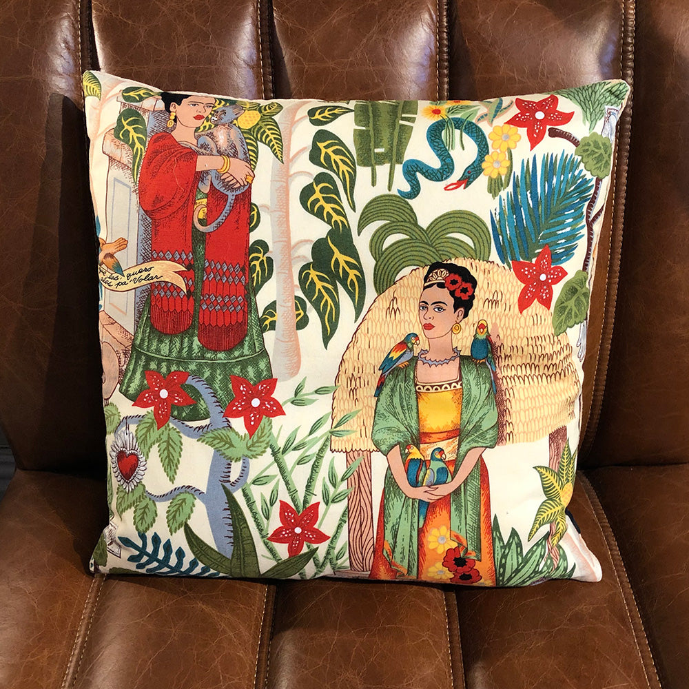 Frida's Garden Cushion