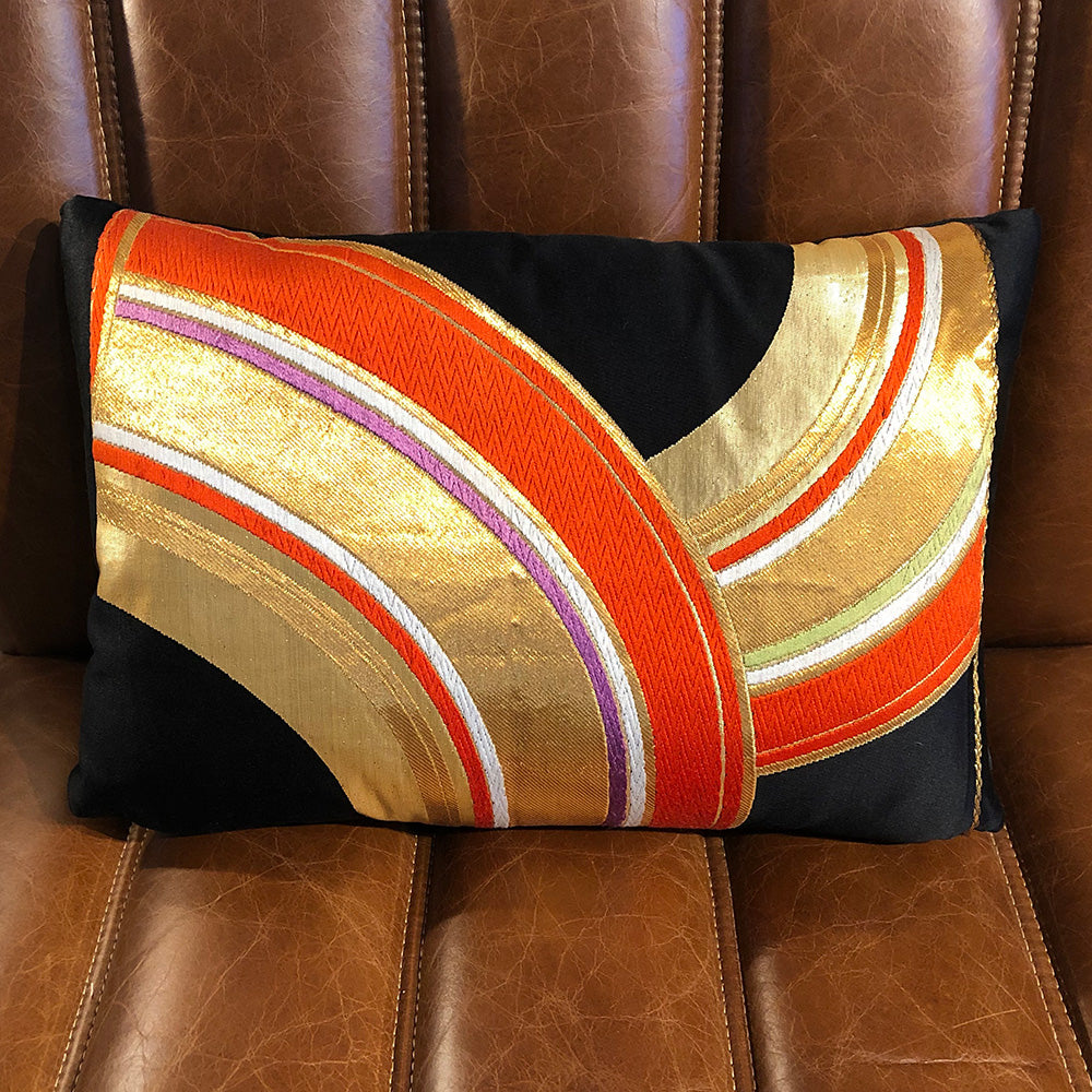 Golden Arches Vintage Obi Cushion