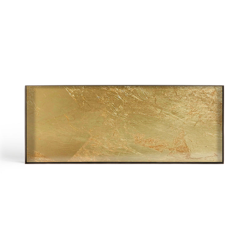 Valet Tray - Gold Leaf