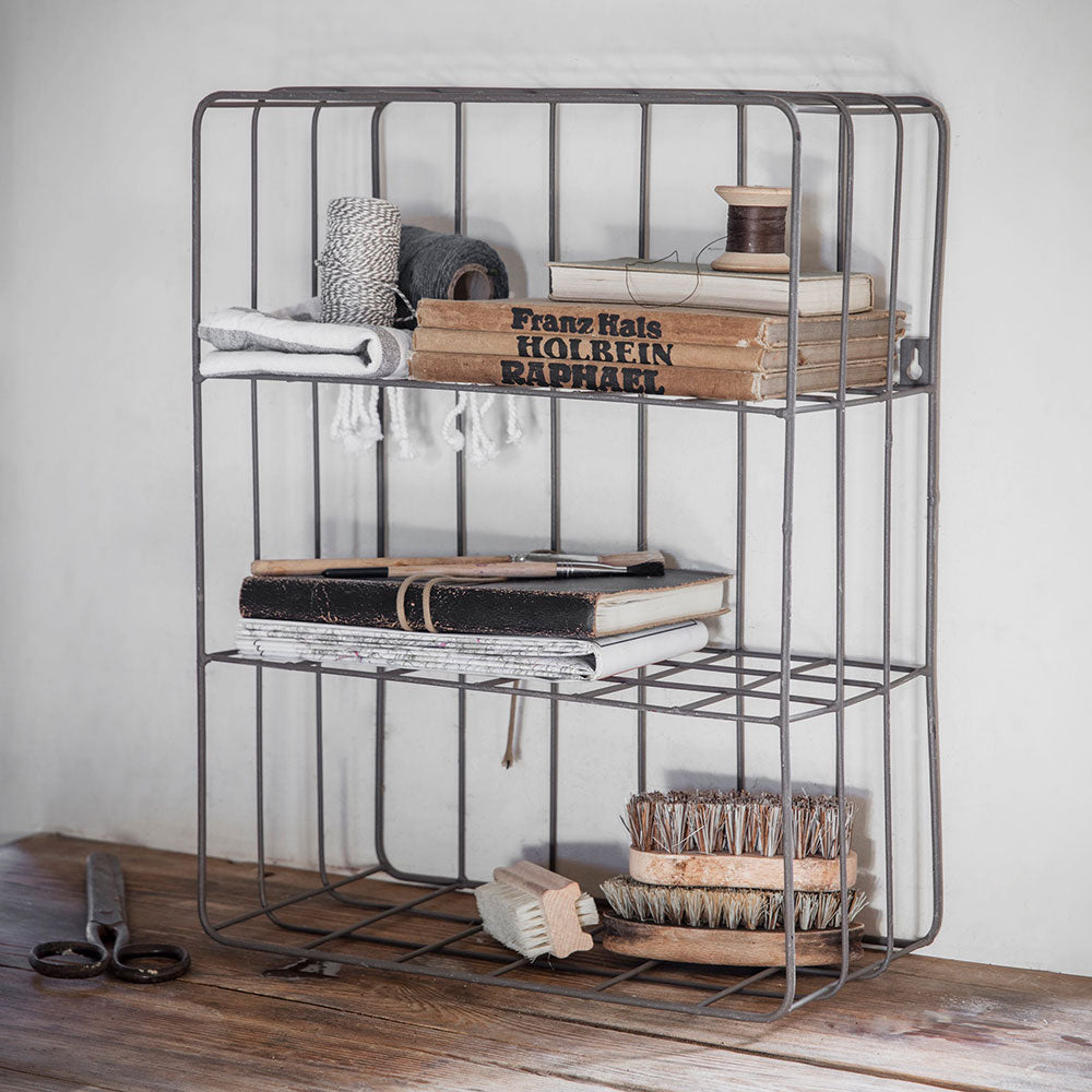 London Wall Crate