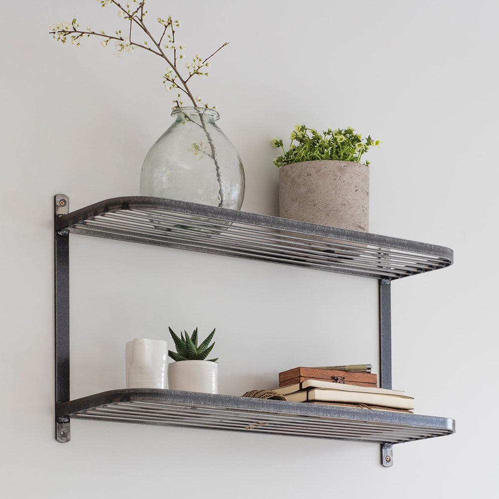 London Double Wall Shelf
