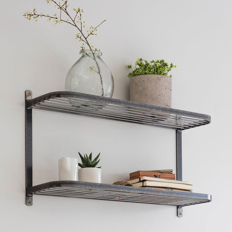 Hanging Basket Shelf