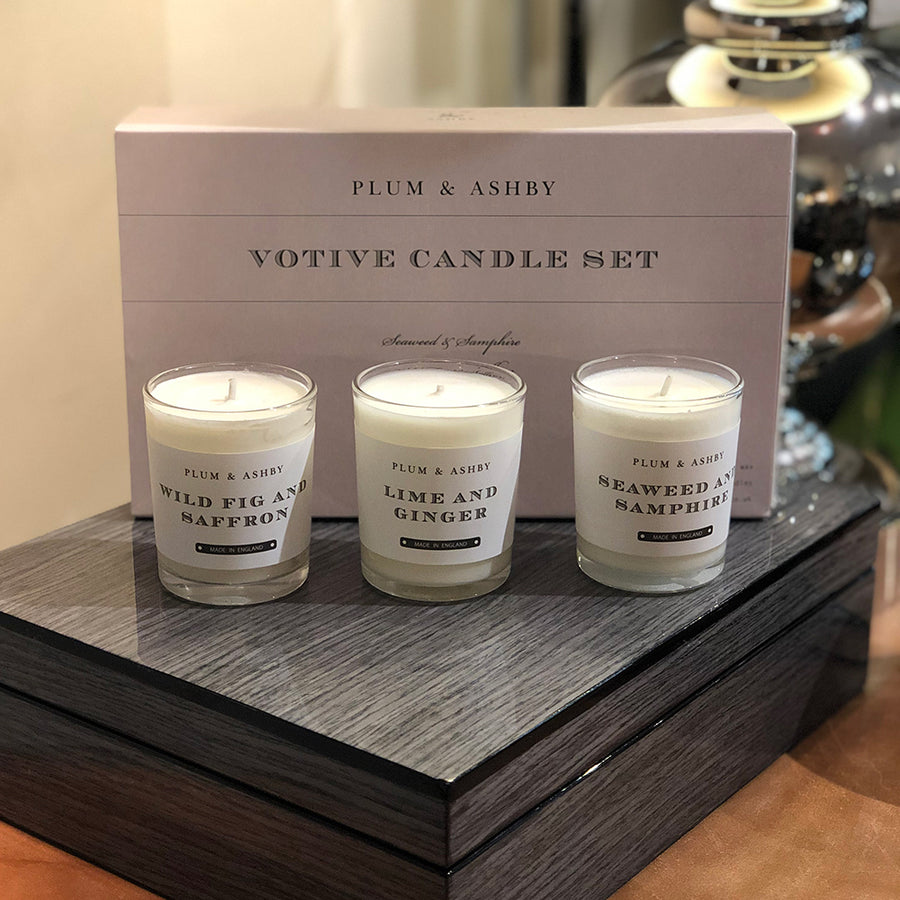 Votive Candle Gift Set Blacks Of Sopwell Online Store