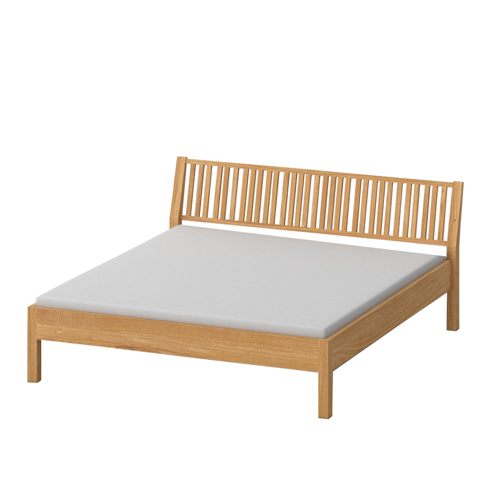 Vienna Slatted Bed
