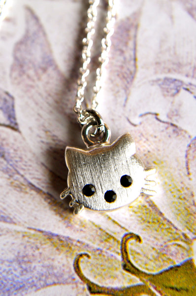Kitty Kitty Cat Necklace