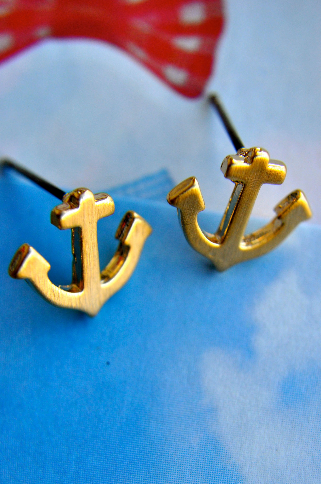 Anchor me Down Earrings
