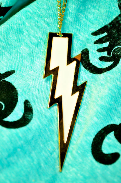 Flash Lightning Necklace