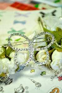 Delicate Butterfly Hair Pin
