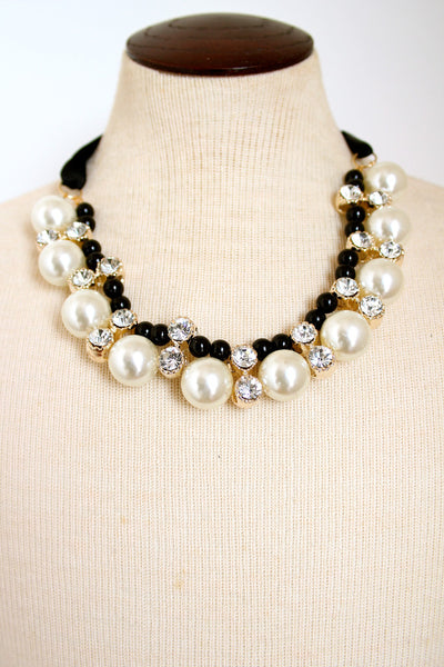 An Evening Rendevous Necklace