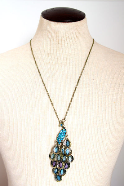 Feather by Feather Necklace