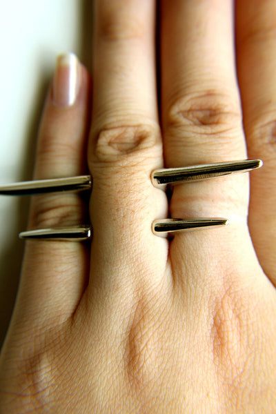 Lightening Tapered Ring