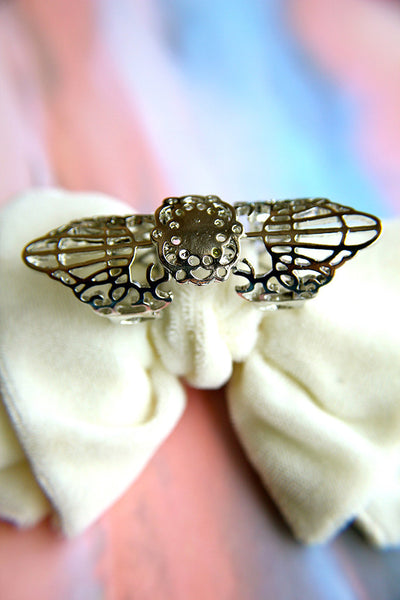 Hollow Out Gladiator Ring