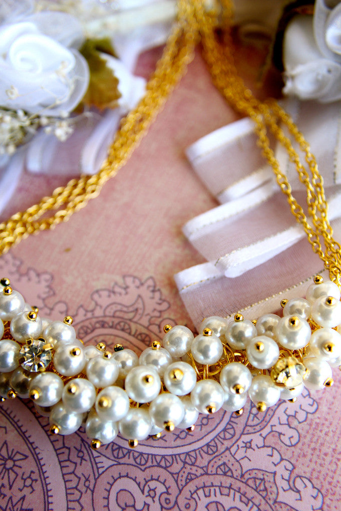 Laced with Pearls