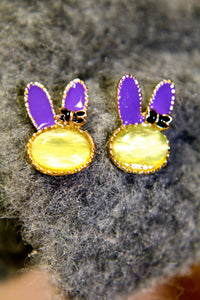 Playful Bunny Earrings