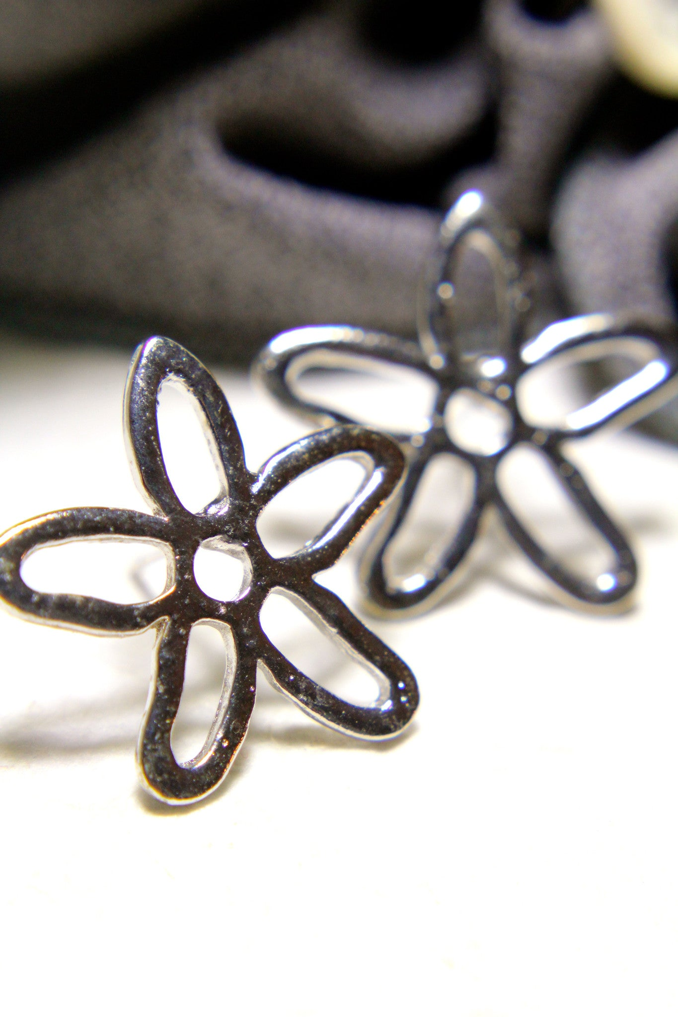 Unbreakable Flower Earring