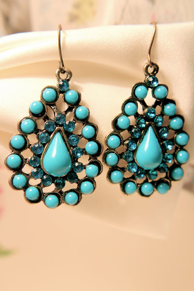 Unforgettable Turquoise Earring