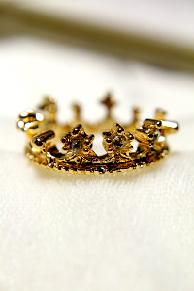The Coronet Ring