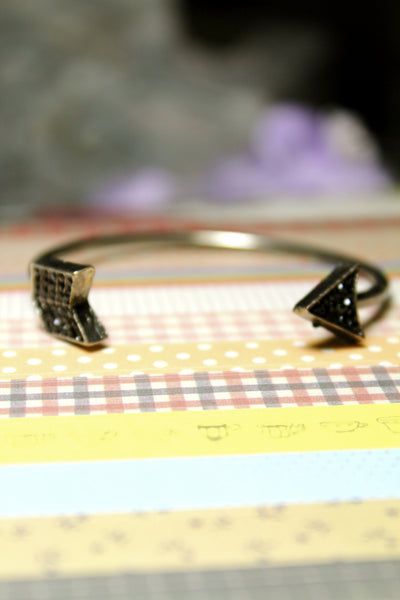 Broken Arrow Bracelet