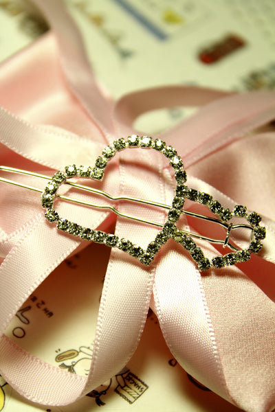 Heart to Heart Hairpin