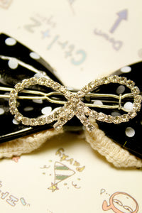 Alluring Ribbon Hairpin
